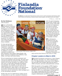 FFN Newsletter Fall 2015 12.3