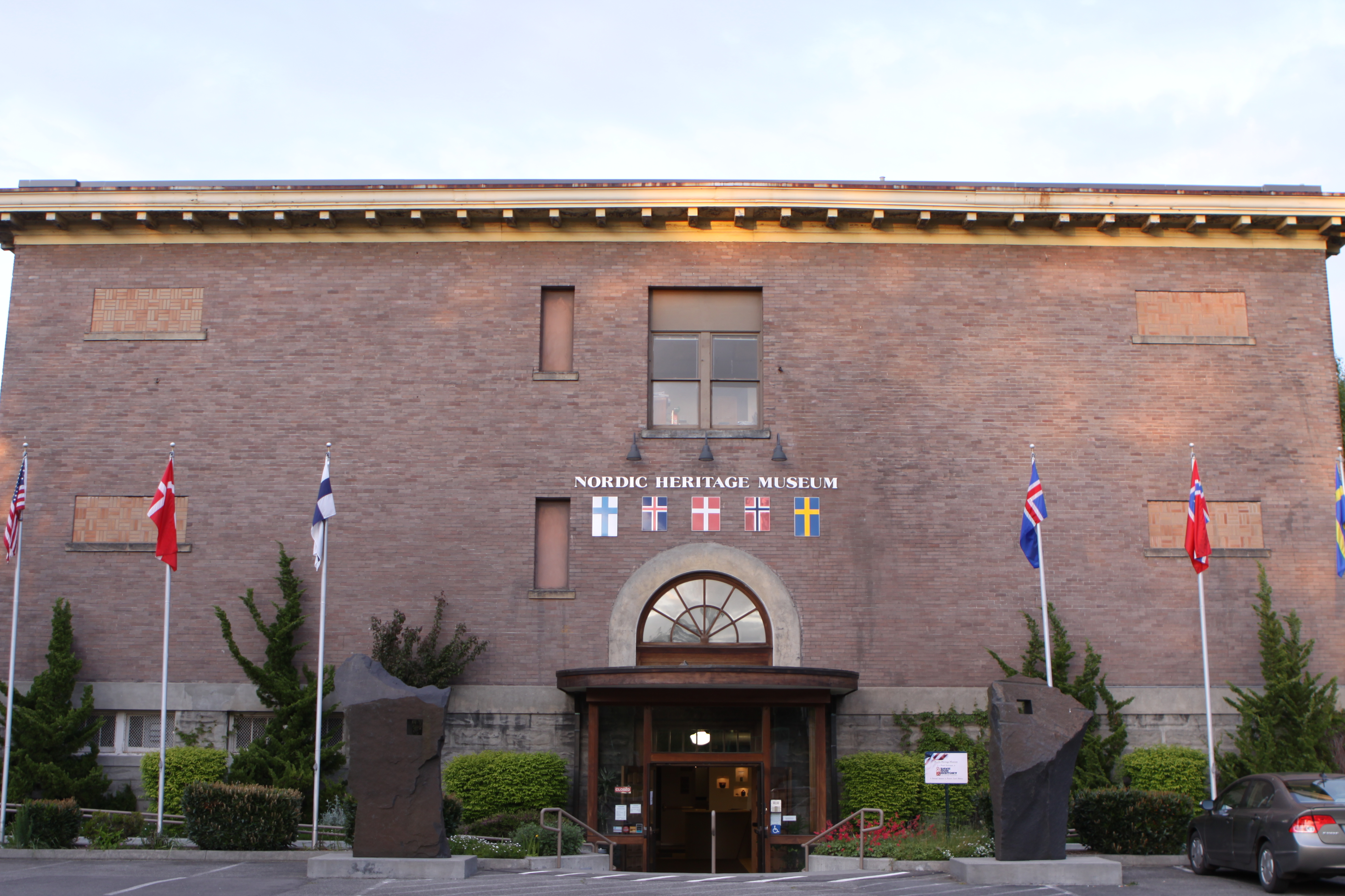 FinnishAmerican And Nordic Attractions In The US  Finlandia - Scandinavian museums in us